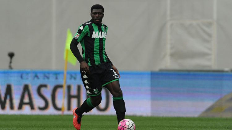 AC Milan Keeps tabs on Ghanaian midfield maestro Alfred Duncan