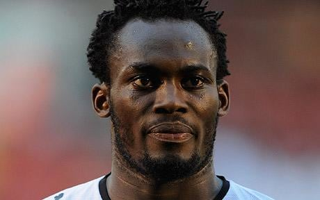 Michael Essien banned from playing in Indonesia