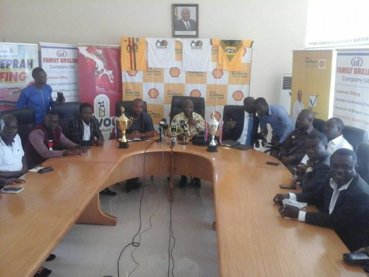 Ghana @60 match launched- Hearts & Kotoko to lock horns