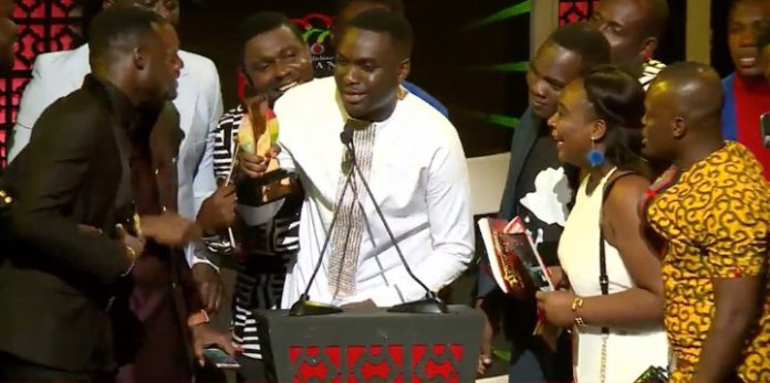 2017 VGMA: Joe Mettle Makes History - See Full List Of Winners