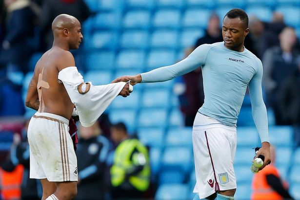 Jordan Ayew reveals how he luckily joined Olympique Marseille