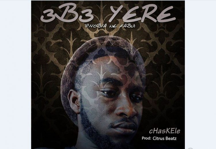 Listen up and Download: Happy FM's Chaskele drops banger '3b3 Yere'- Phobia ne Fabu