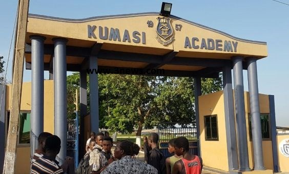 Kumasi Academy deserted following death of 3 students