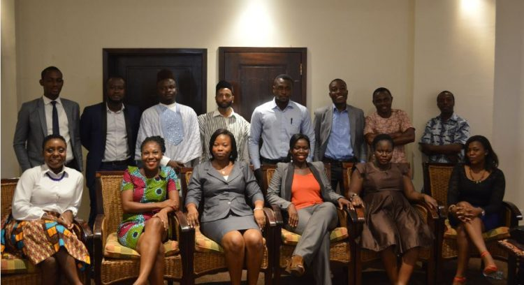 MEDIAMARK GHANA OWNS THE CLIENT ENGAGEMENT SPACE