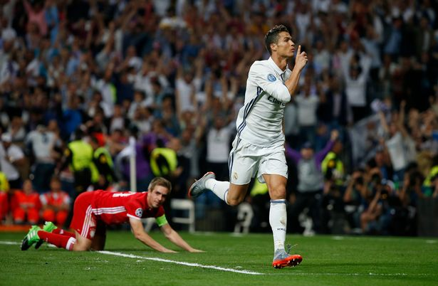 Cristiano Ronaldo slams Real Madrid fans for 'whistling' him during Bayern Munich clash