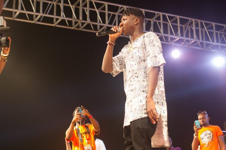 STONEBWOY, GALAXXY IN SUNYANI FOR ALOMO EASTER JAM