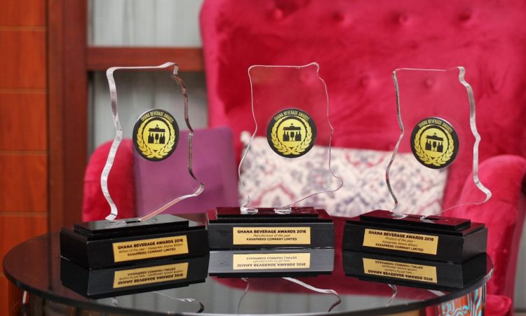 Kasapreko wins big at Ghana Beverage Awards