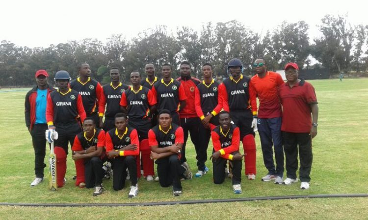 Ghana makes giant strides at ICC World Cricket League qualifier