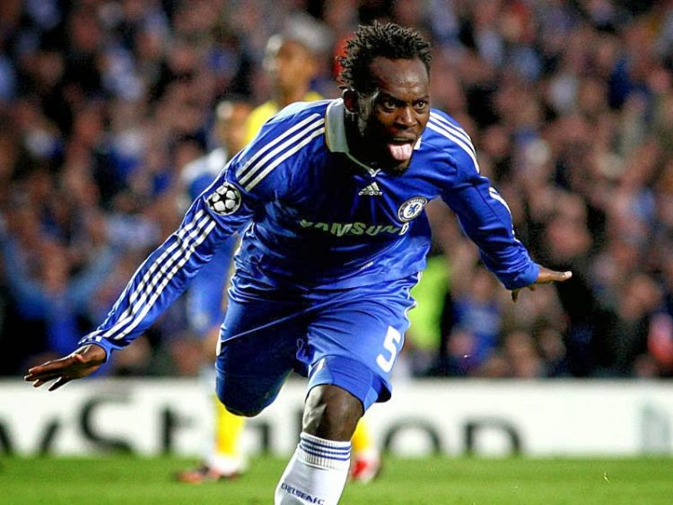 Essien rated Chelsea's 2nd best Africa footballer of all time in the EPL by ESPN