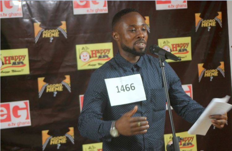 SCORES TURN UP FOR HAPPY FM'S 'AGOROHENE' AUDITIONS