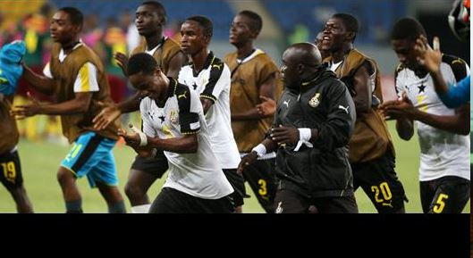 Antah starts as Ghana U-17 coach Paa Kwasi Fabin names strong line-up against Guinea
