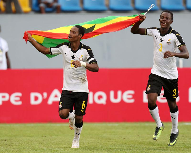 Black Starlets book U-17 final berth with Mali