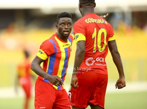 Hearts Hammer Kotoko In Ghana @60 Cup First Leg