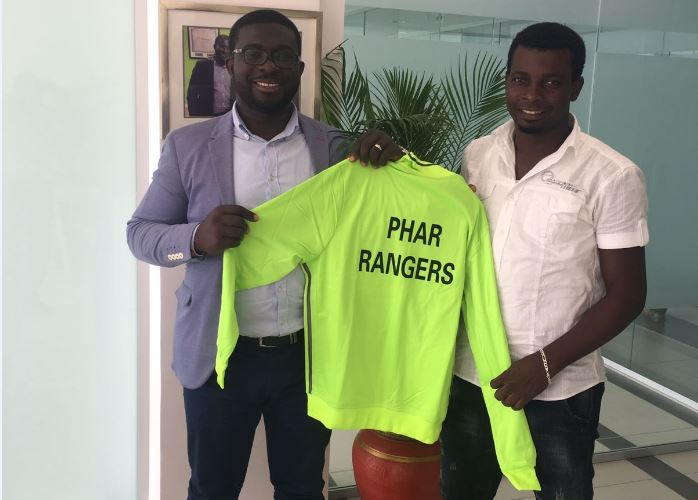 Phar Rangers sign ex-Kotoko goalie Eric Nii Baah as goalkeeper & trainer