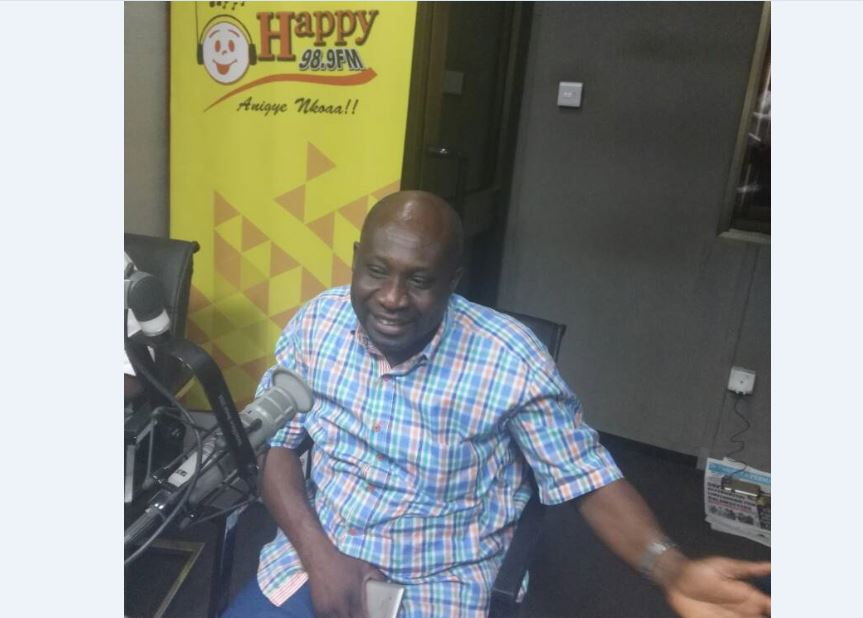 Major technical changes will be made in all national teams- George Afriyie