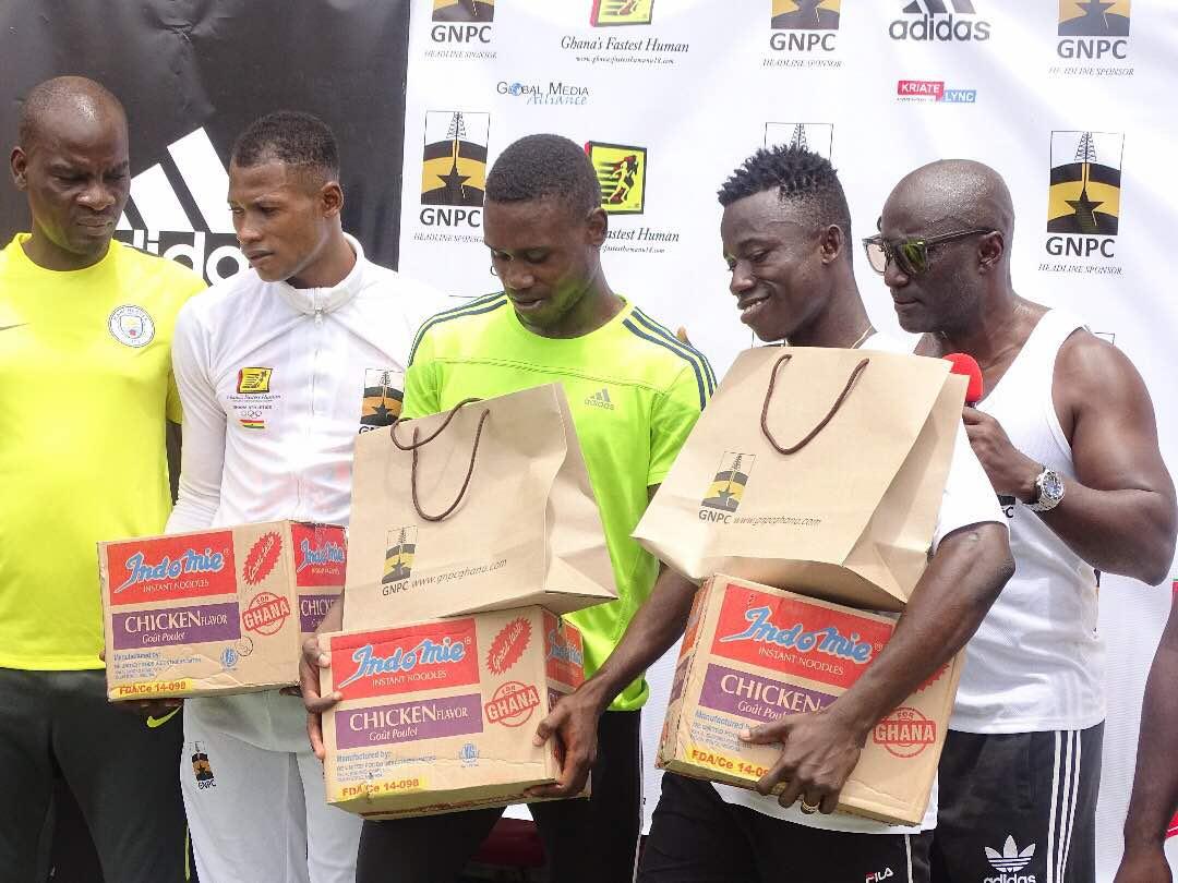 GNPC Ghana's Fastest Human- Ashanti Region dominates in Tamale