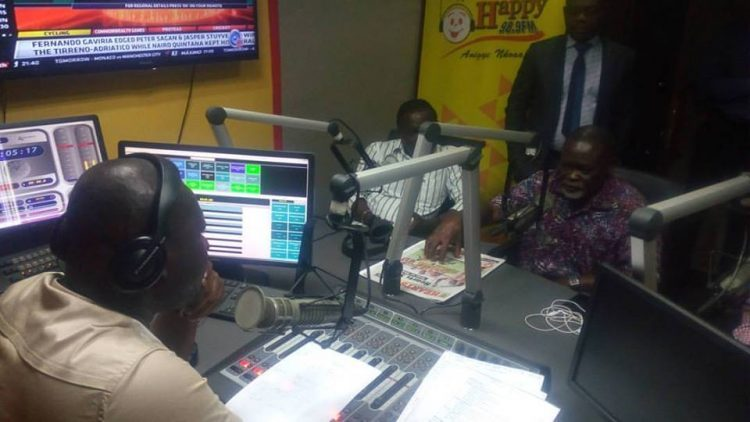 GGBL JOINS GHANAIAN MEDIA TO MARK WORLD PRESS FREEDOM DAY
