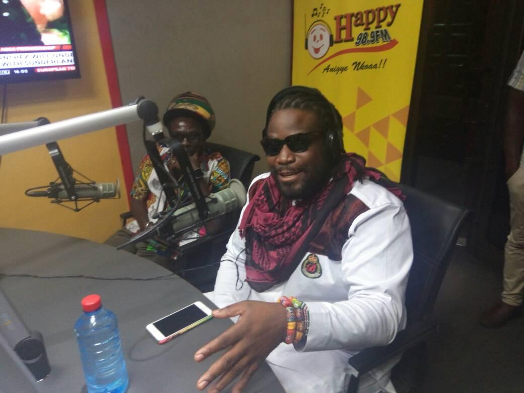 Gramps Morgan Lists His Top Ghanaian Dancehall Artistes