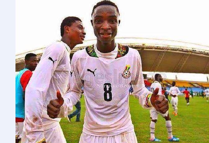Black Starlets Linchpin Isaac 'Opeley' Antah Seek Cameroon Mauling in championship Opener
