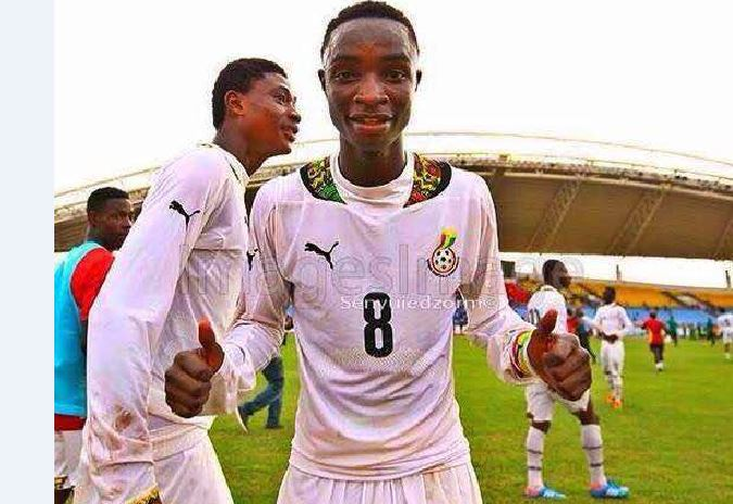 ISAAC ANTAH: Ghana's next big star