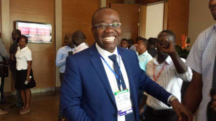 George Afriyie Confirms: Kwesi Nyantakyi Is New CAF 1st Vice President