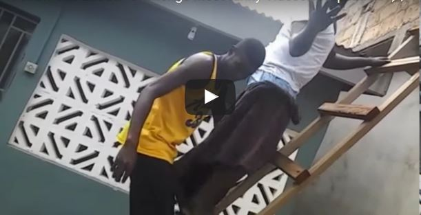 VIDEO: Watch the funniest compilations of The Ladder Challenge