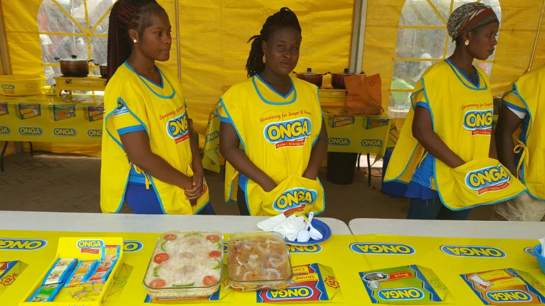 PHOTOS: Mothers celebrated as Obaatanpa final contest shakes Madina Market