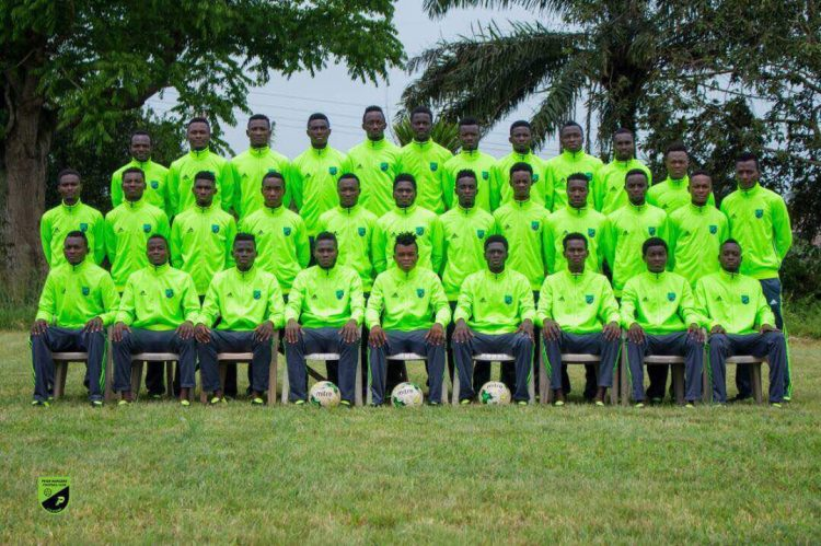 PHOTOS: Phar Rangers FC Lead The Way In Stunning Branding Showcase