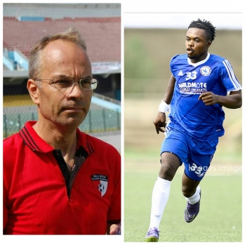 Rasmussen, Sarfo scoop NASCO coach and player of the month