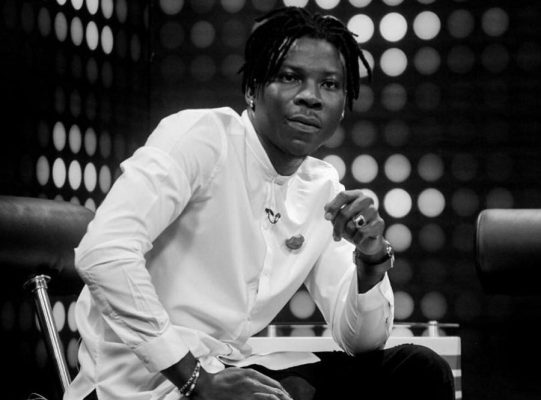 STONEBWOY LISTS HIS TOP 3 SHATTA WALE SONGS