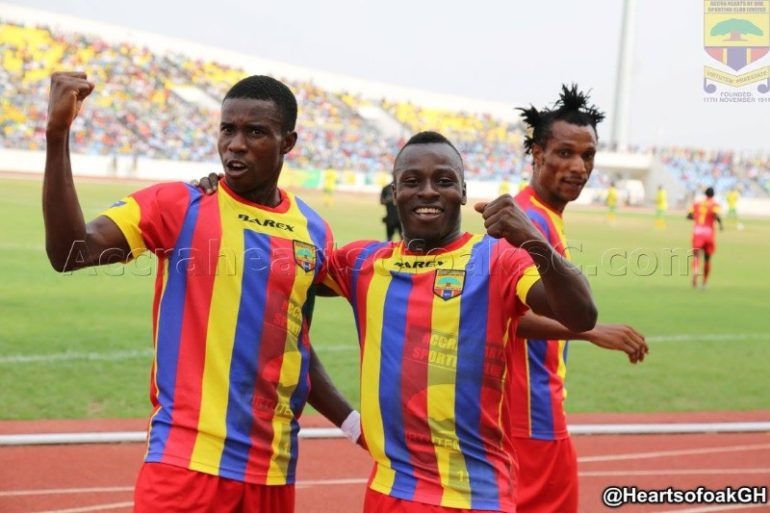 Thomas Abbey declares himself as Best Player of the GPL first round