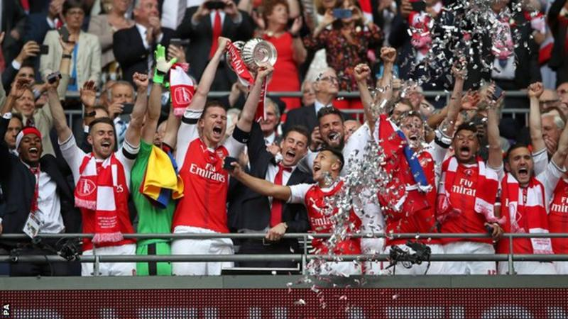 FA Cup final: How the players rated as Arsenal beat Chelsea