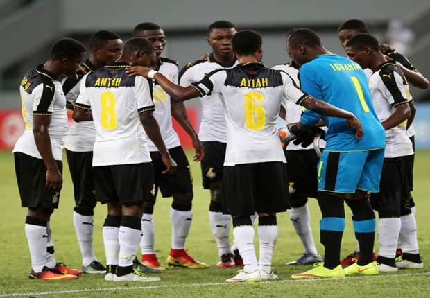 Ghana U-17 make FIVE changes to starting line-up against Niger in crunch semi-final clash