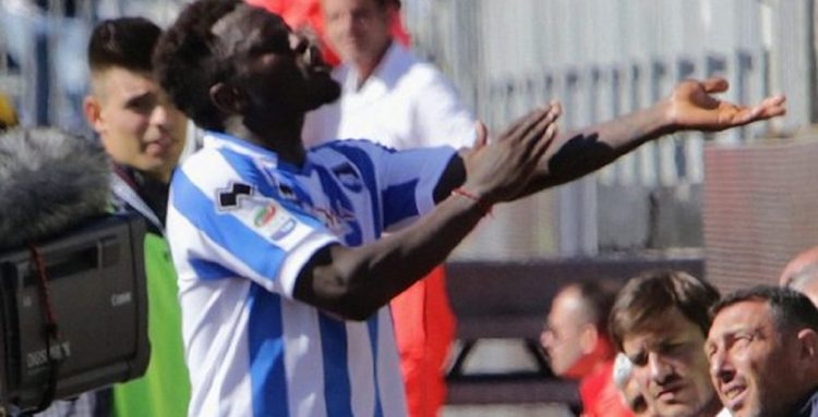 FIFPro Charge Italian Authorities To Hear Muntari's Version of Racism Chants