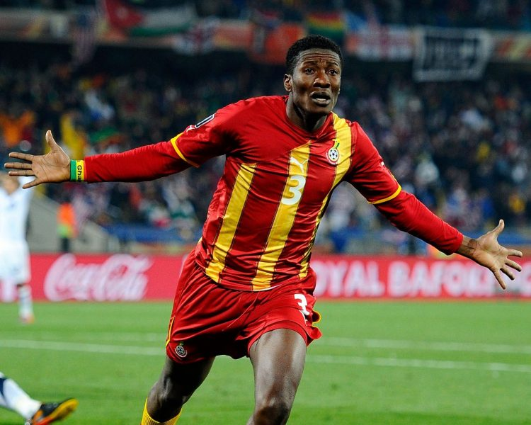 Le-GYAN-dary: A Complete List of Asamoah Gyan's 50 Goals for Ghana