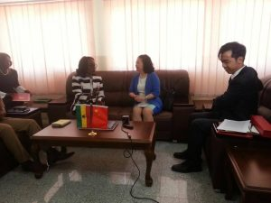 Chinese Embassy donates GHc10,000 to Attorney General's office