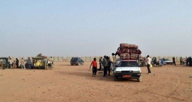 52 die while crossing Niger desert to Libya