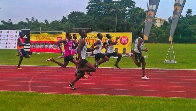 Desmond Aryee Stuns Kumasi's Okyere to scoop GNPC Ghana Fastest Human
