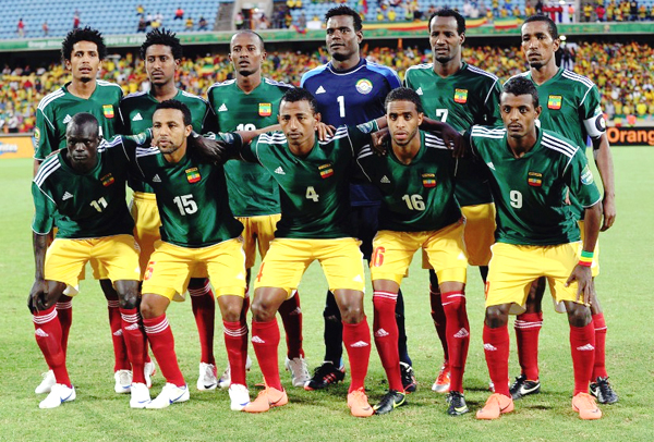 Ethiopia set target in game against Black Stars