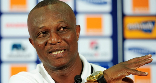 Kwesi Appiah accuses referee of using f-word against player in friendly