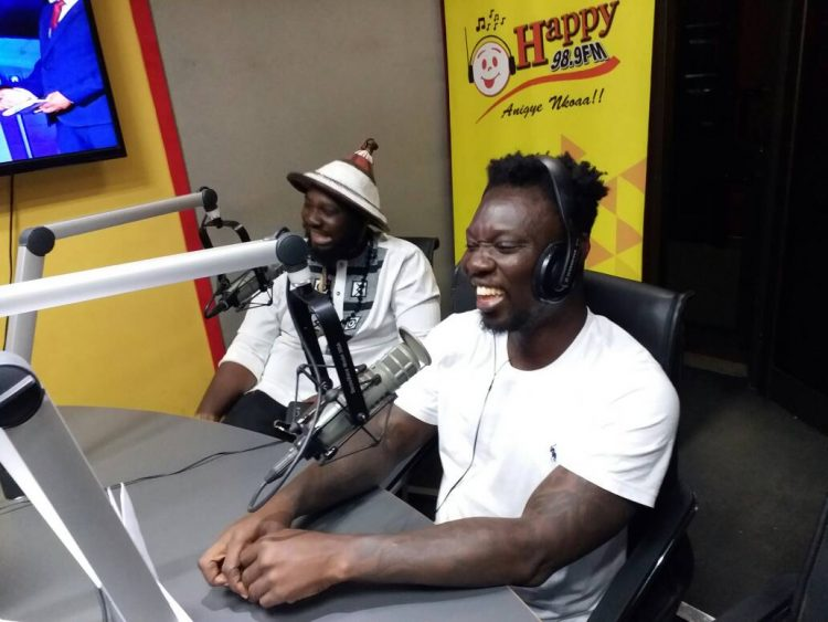 """""""I would have been an armed-robber if..."""" - Prodigal of VVIP"""