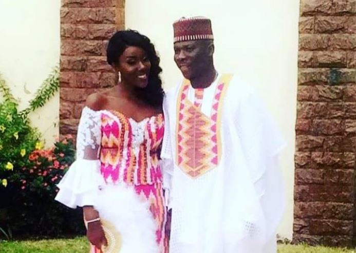 PHOTOS: Stonebwoy weds sweetheart Dr Louisa Ansong