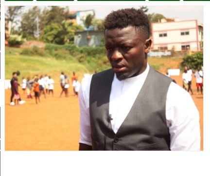 Sulley Muntari donates to Football Academy in Uganda
