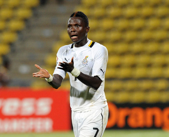 SAD: Samuel Inkoom banned by FIFA for one year