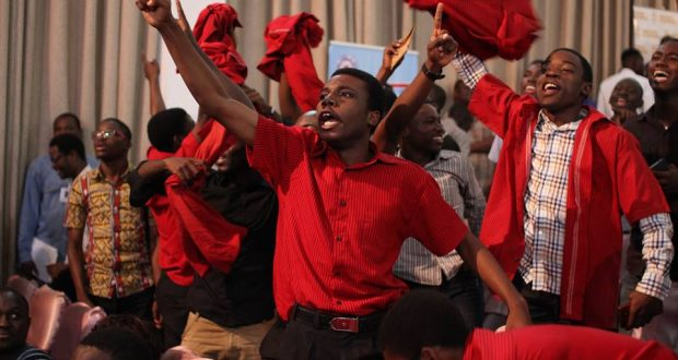 #NSMQ2017: Mfantsipim eliminate St. Peter's and Kwahu Ridge with last ditch knock-out 'punch'