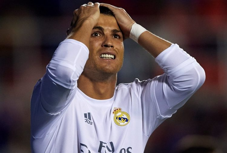 Cristiano Ronaldo Charged With €15m Tax Fraud