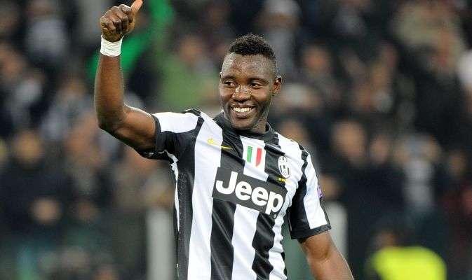 Kwadwo Asamoah feels fully-fit for Black Stars return
