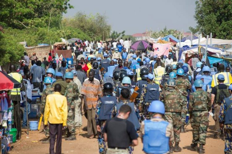UN to send peacekeepers home over sex abuse claims