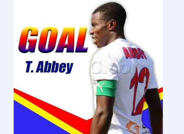 VIDEO: WATCH THOMAS ABBEY WONDER GOAL