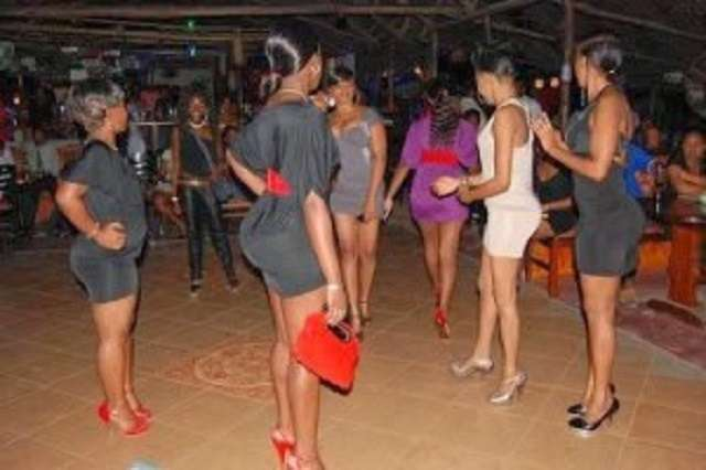 17 suspected prostitutes arrested at Circle